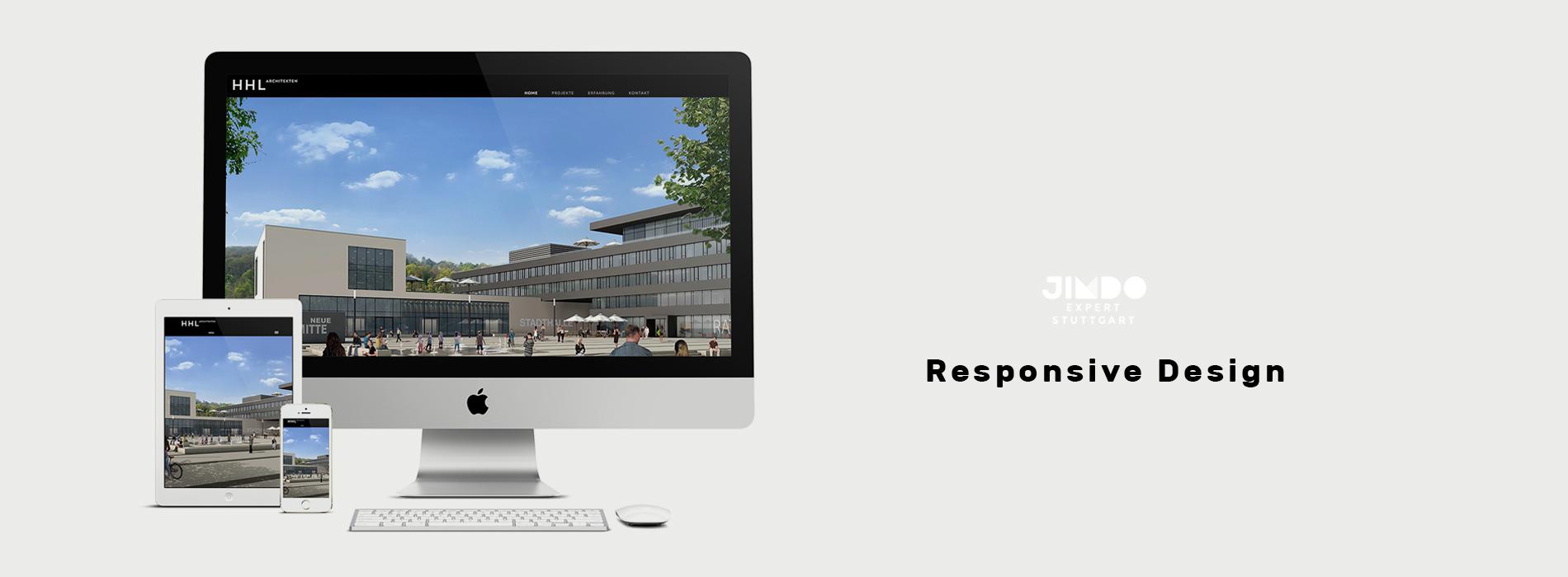 Jimdo Expert Stuttgart - Responsive Design, Responsive Webdesign - Peter Scheerer
