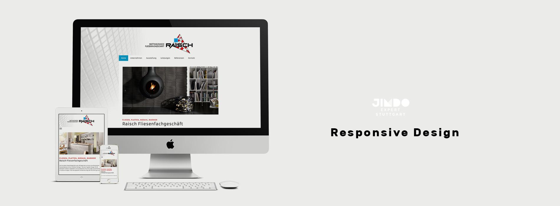 Jimdo Expert Stuttgart - Webdesign, Responsive Design, SEO - Peter Scheerer