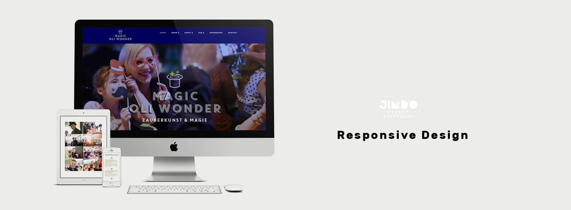 Jimdo Expert Stuttgart - Webdesign, Logo, SEO Pro - Peter Scheerer
